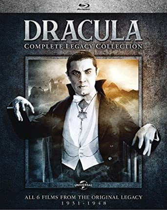 Amazon com: Dracula: Complete Legacy Collection [Blu-ray]: Bela