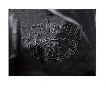 Jack Danielu0027s Embossed Leatherette Billiard/Pool Table Cover   Black