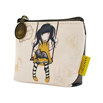Gorjuss Ruby Yellow Monedero: Amazon.es: Electrónica