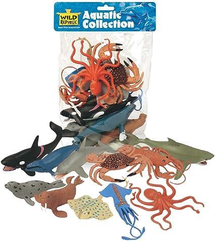 Lego 10 New Bright Light Orange Crab Sea Life Animals Pieces