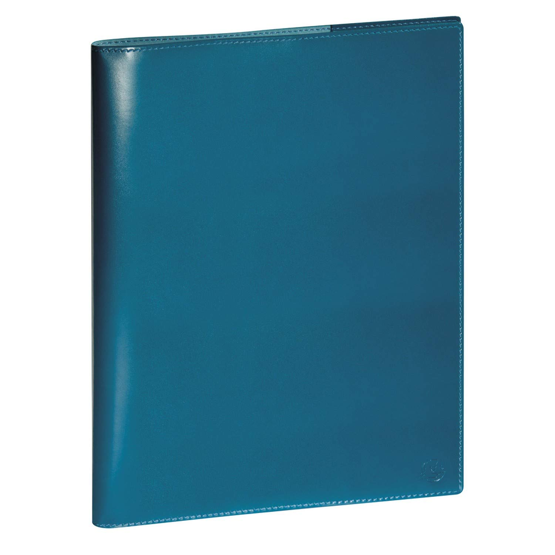 Exacompta 298622E Eurotime 29 Volga Semainier de bureau 29,7 x 21 cm Janvier à décembre 2019 Bleu