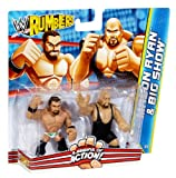 WWE Rumblers Mason Ryan and Big Show Figure 2-Pack