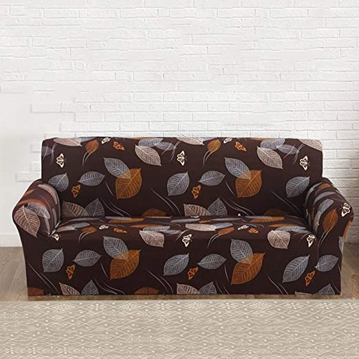 Amazon.com: KKJJ Sofa Cover Elastic Full Covered Couch ...