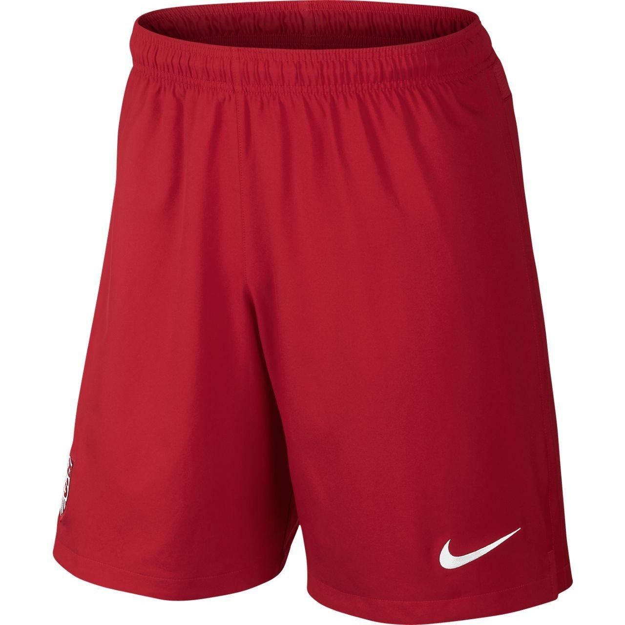 2014-15 USA Nike Away Shorts (Red) B00JEGMM8ERed S 26-28\