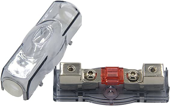 [ZTBE_9966]  Amazon.com: ZOOKOTO 150A Car Audio Power Wire Fuse Holder, Car Boat Marine  Auto Fuse Box Fuse Block 4 Gauge 150 Amp: Automotive | 150 Amp Fuse Holder Box |  | Amazon.com
