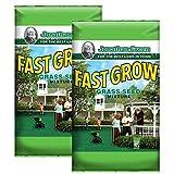 Jonathan Green 10820 Fast Grow Grass Seed Mix (2, 6 Pounds)