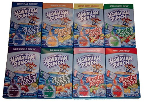 Hawaiian Punch Variety Sugarfree Singles product image