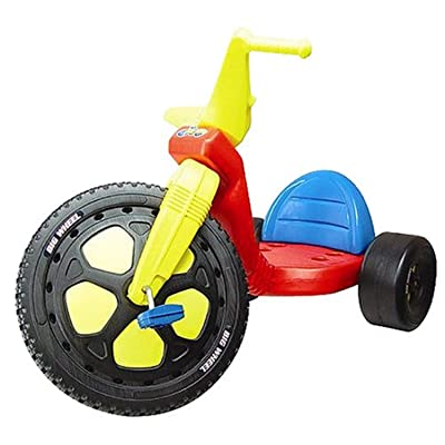 The Original Big Wheel 16 Inch Tricycle - Made In USA: Toys & Games