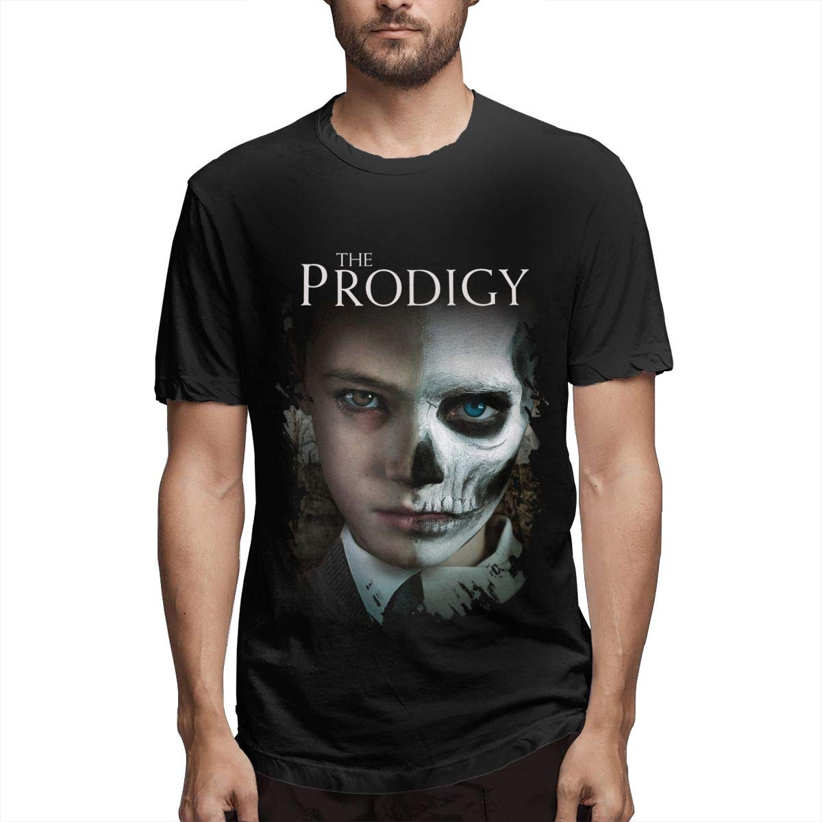 Hanghisi The Prodigy Man S Pop Short Sleeves Classic Shirts