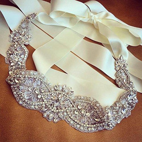 QueenDream light Bridal Crystals Wedding product image