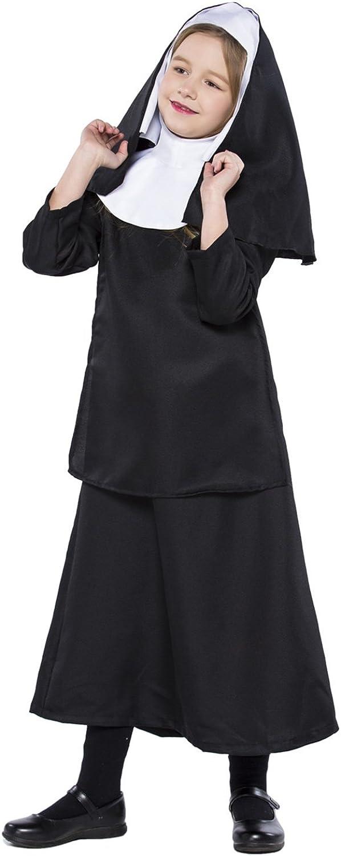 Disfraz de pastor negro para niños con diadema, disfraz de ...