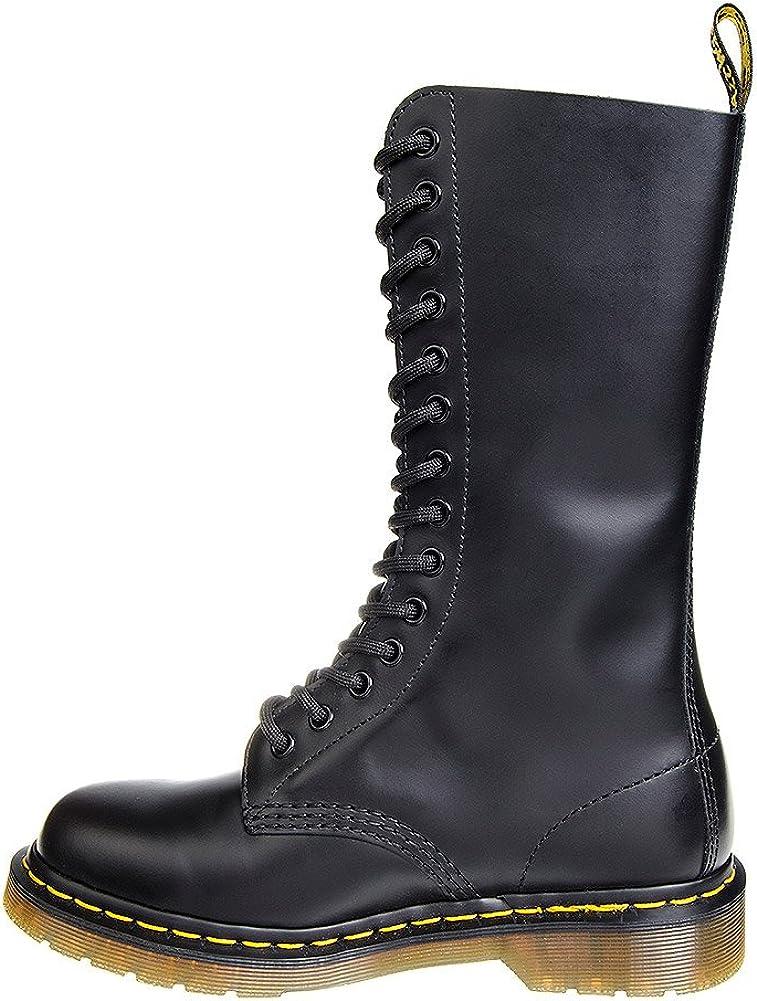 Dr Martens 1914 14 Eye Boots 38 Noir