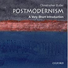 Postmodernism: A Very Short Introduction Audiobook by Christopher Butler Narrated by Christine Williams