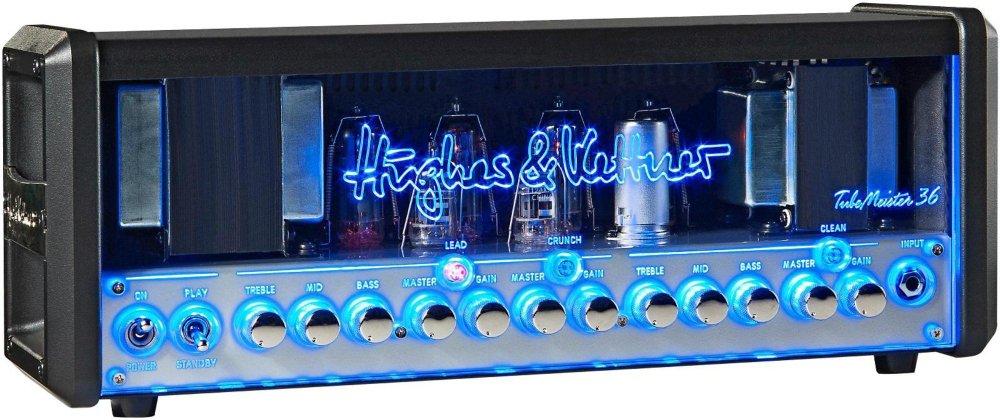 Hughes & Kettner TubeMeister 36 Guitar Head, All Valve Amplifier: Amazon.es: Instrumentos musicales