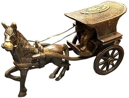 Amazon.com: Carro de caballo antiguo de Antiques World ...
