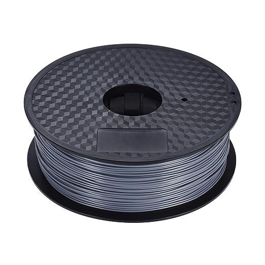 XuBaoFu, 2019 PLA Filamento Impresora 3D Filamento 1 kg/Rollo 2.2 ...