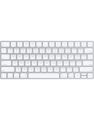 f1ca7336d00 Apple Wireless Magic Keyboard 2, Silver (MLA22LL/A) - (Renewed)