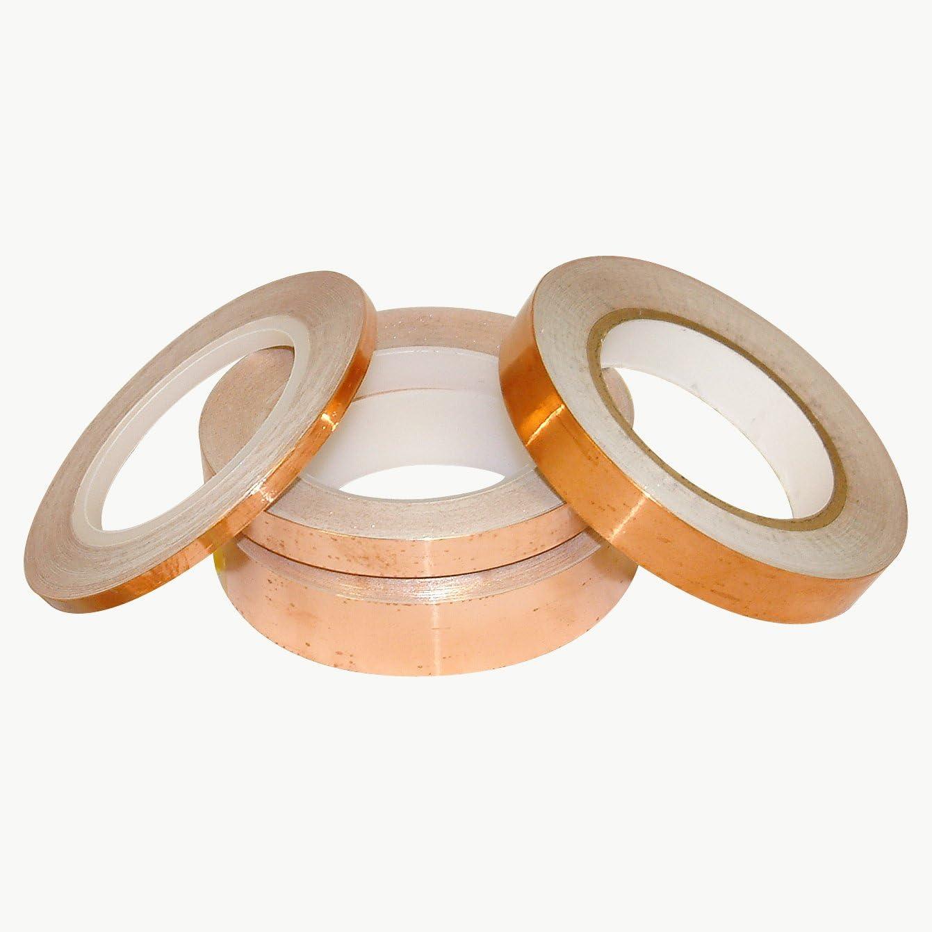 Copper 1//4 x 36 yd J.V Converting CFL-5A//COP02536 JVCC CFL-5A Foil Tape