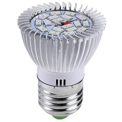 langboss 8 W 18 SMD 5730 espectro completo crecer Led E27 bombilla luz para hidropónico,