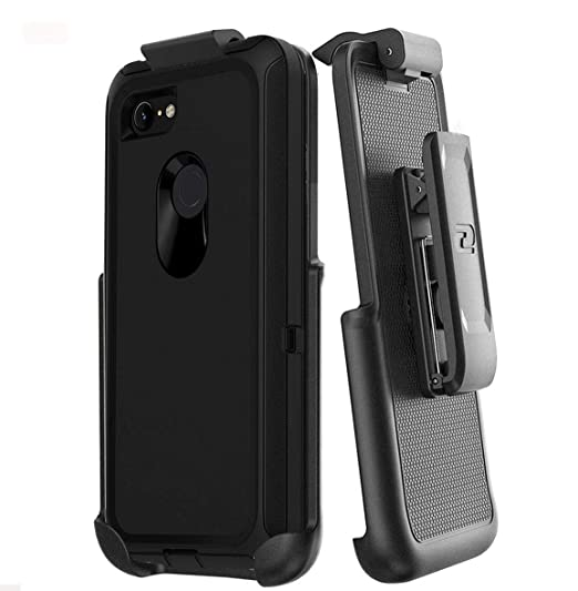 new style 6e128 c5e7b Encased Belt Clip Holster Compatible with Otterbox Defender Case - Google  Pixel 3 XL (case not Included)