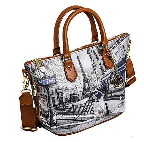 YNot? shopping S METRO PARISIENNE Handtasche G-395 MP