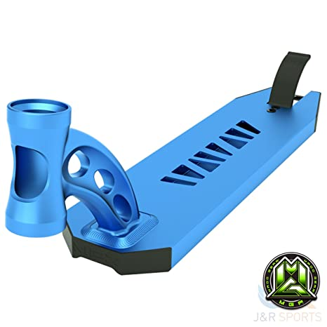 MGP VX8 Extreme - Cubierta para Patinete (eléctrica), Color Azul