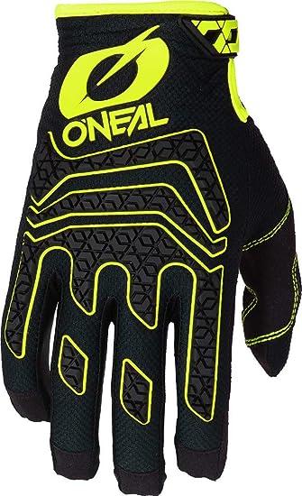 O Neal Fahrrad Motocross Handschuhe Mx Mtb Dh Fr Downhill Freeride Langlebige Materialien Silikonprint Für Grip Sniper Elite Glove Erwachsene Schwarz Neon Gelb Größe S Sport Freizeit