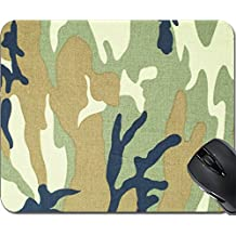 MSD Mousepad Mouse Pads/Mat design 19282067 Military texture camouflage background