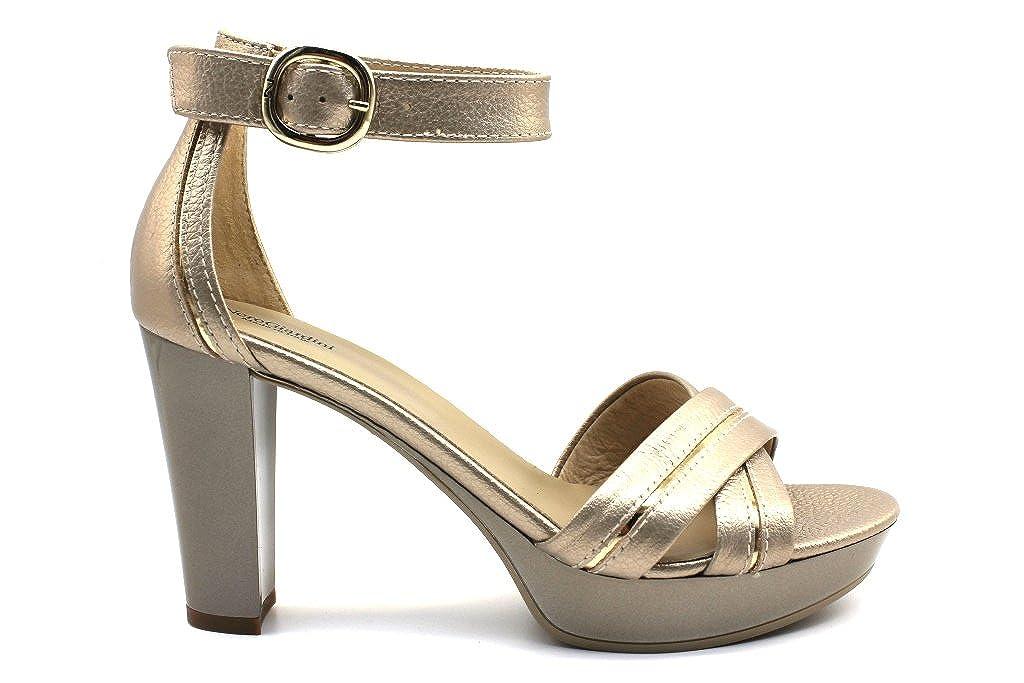 schwarzGiardin P805601D Gold Schuhe Sandalen Elegant Absatzschuhe Absatzschuhe Absatzschuhe d90763