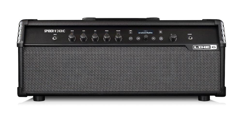 Line 6 Spider V 240 HC Guitar Amplifier Head
