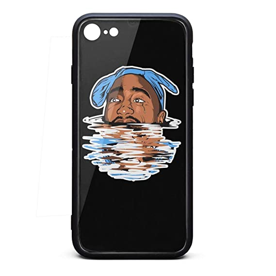 new product 732e9 7a9d1 Amazon.com: iPhone 6/iPhone 6s Case Tupac-Shakur-2pac-Cartoon ...