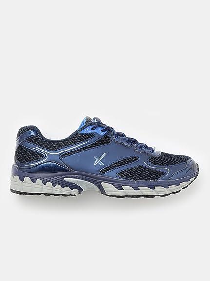 6214ce818 HRX by Hrithik Roshan Men Navy Running Shoes (8UK)  Buy Online at ...