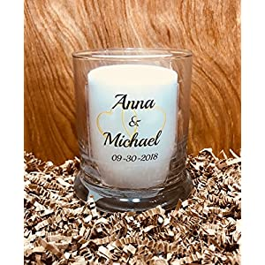 61cQTXx9vPL._SS300_ Candle Wedding Favors