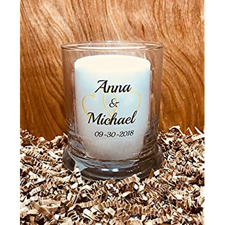 61cQTXx9vPL._SS450_ Candle Wedding Favors