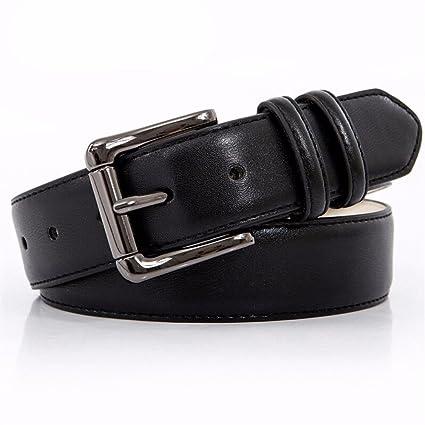 3 8cm Simple Pin hebilla Cinturón Hembra El tiempo de ocio Jeans cintura Cinturón Abrigo Decoracion