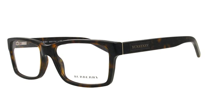 f5ead2a7e46 Amazon.com  Burberry BE2108 Eyeglass Frames 3001-5416 - Black BE2108-3001-54   Burberry  Shoes