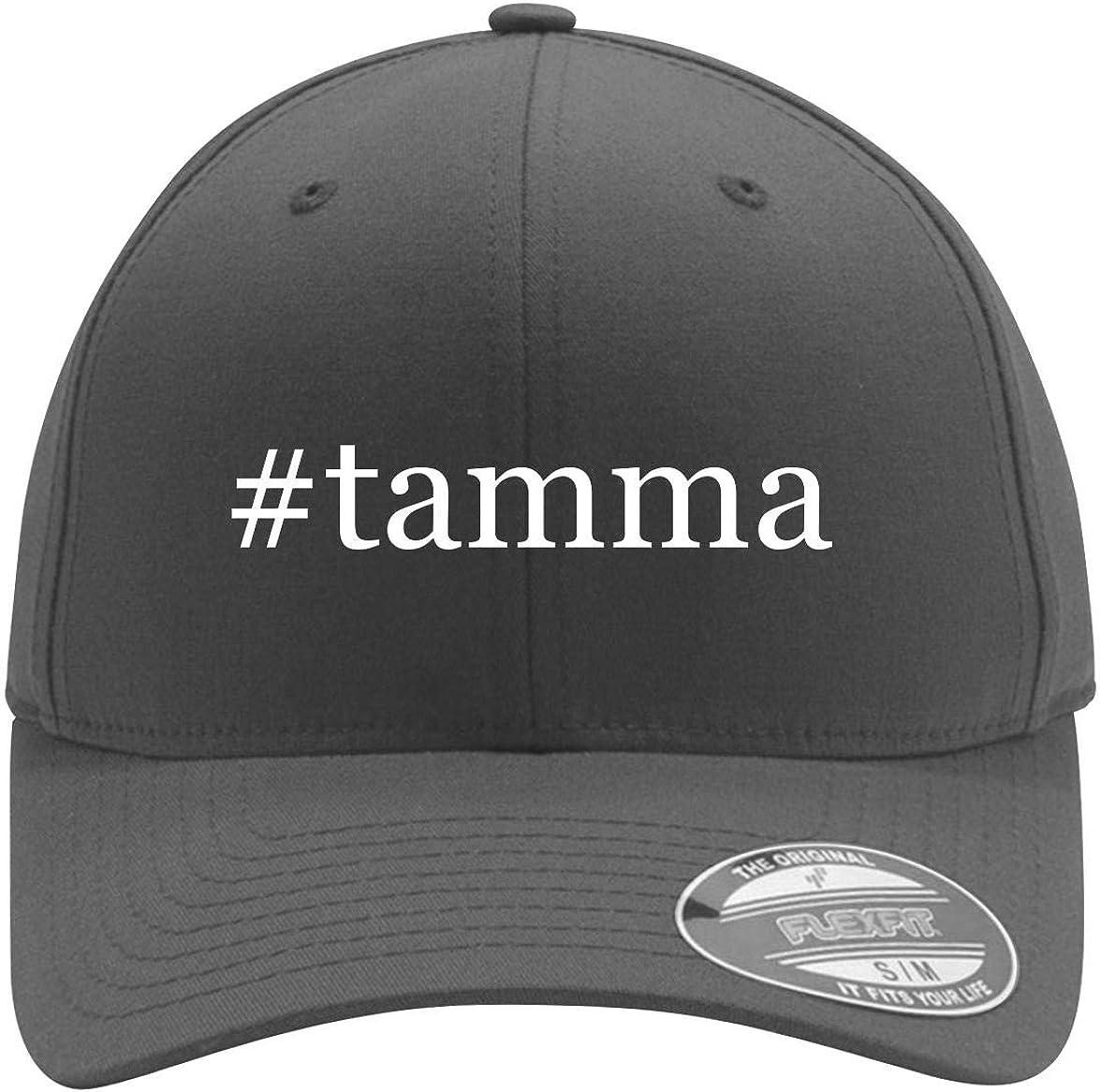 B07ZXVFP2M #tamma - Adult Men\'s Hashtag Flexfit Baseball Hat Cap 61cQUcM-XAL