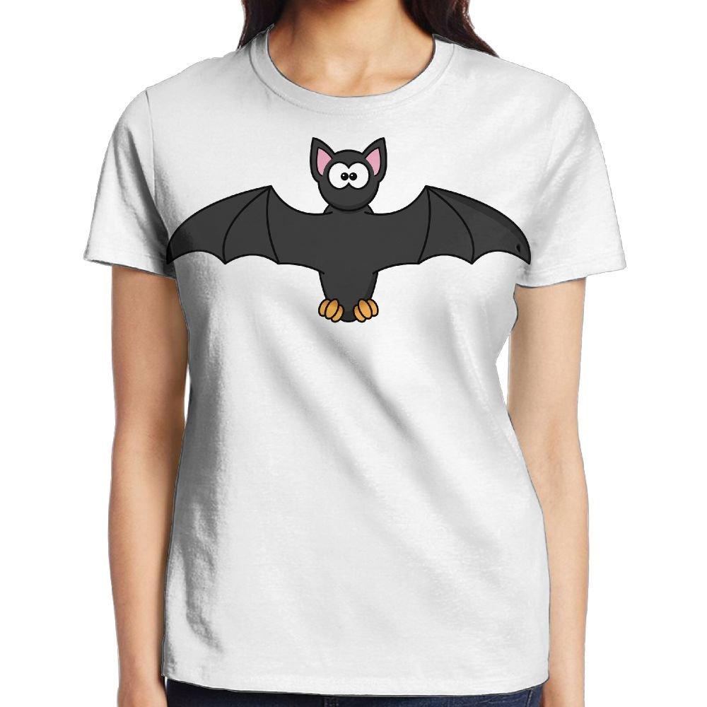 Rniom Women Cartoon Bat Printable Template Paper Craft Causal 3d