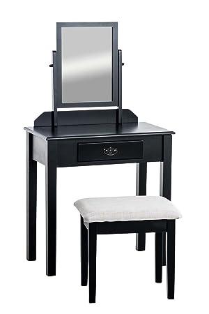 clp coiffeuse avec tabouret et miroir leonor table de maquillage moderne avec tiroir tabouret