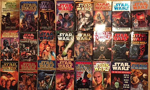 Jedi Academy Darth Maul (Star Wars Prequel and Sequel Novel Collection 27 Book Set)