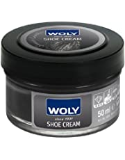 Woly Black Leather Shoe Cream - German Conditioner for Designer Leather Shoes, Freshens Color by Woly