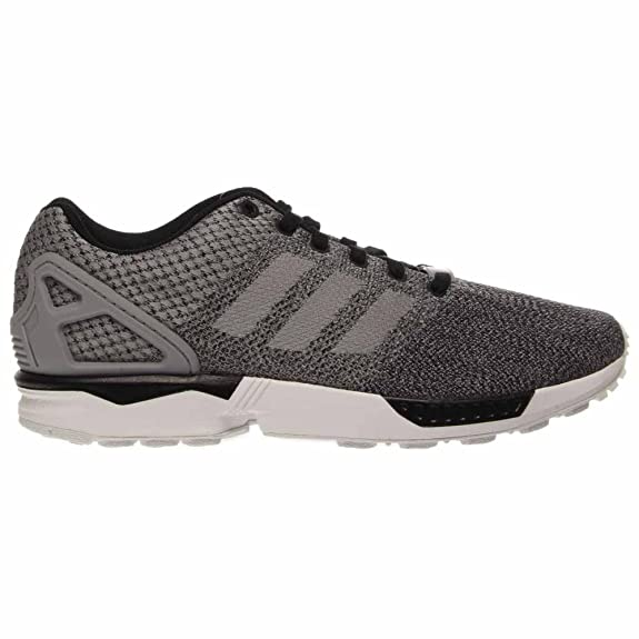 Amazon.com | Adidas Originals ZX 8000 Flux Weave M29093 Black/Onix/White  Torsion Men\u0027s Shoes (size 13) | Running