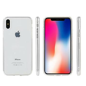coque iphone x transparente oqton