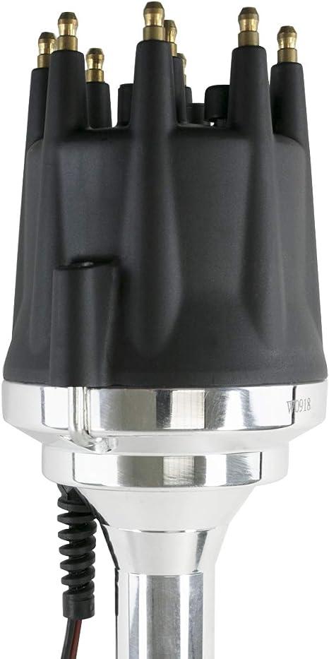 Small//Big Block Chev MSD85555 MSD Pro-Billet Distributor BLACK