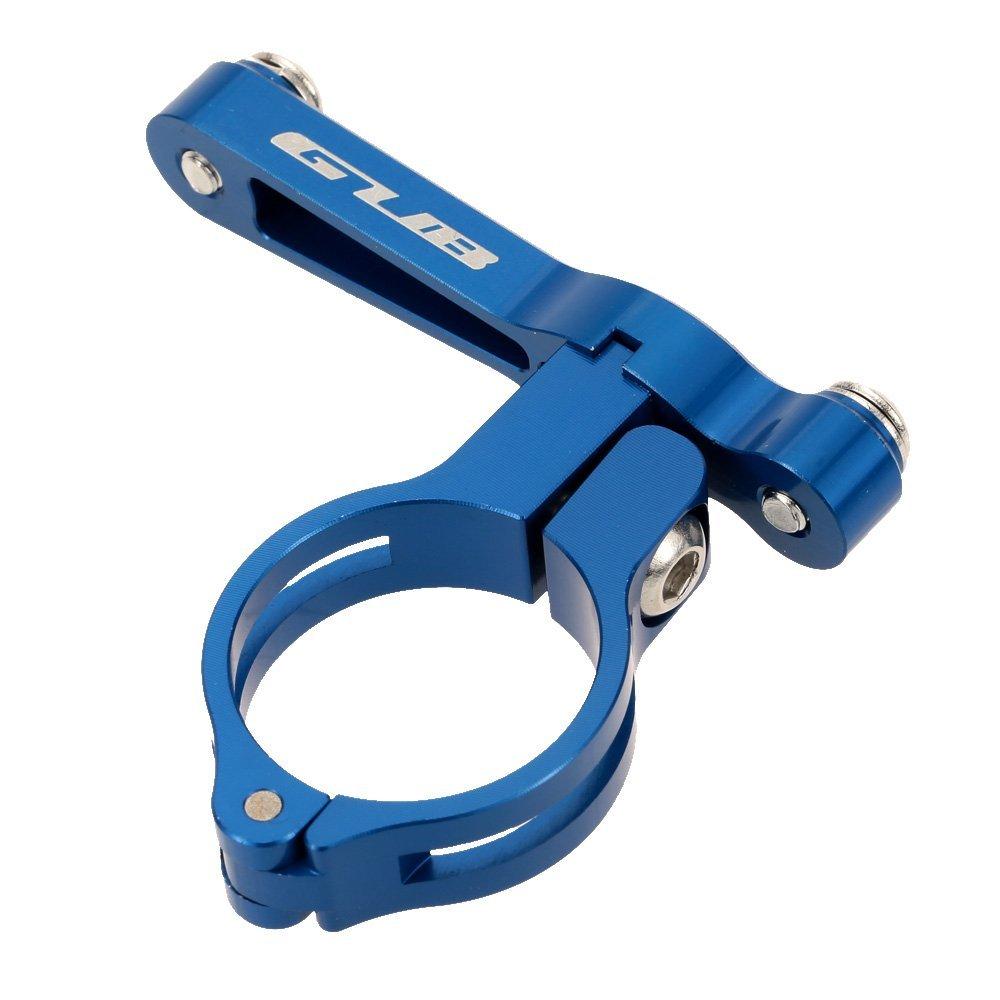 Docooler MTB Aluminio Adapter para Carretera Bicicleta Botella de Agua Jaula Pinza de Soporte de Montaje de Botella de Agua de Bicicleta