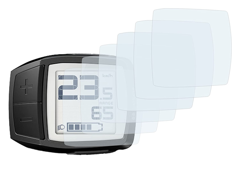 Savvies Schutzfolie kompatibel mit Bosch Purion 6 St/ück ultraklare Displayschutz-Folie
