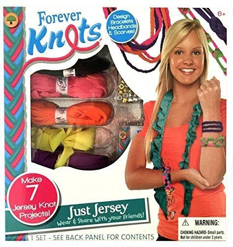 Forever Knoten nur Jersey von PEACHTREE Spiel auseinanderzuhalten