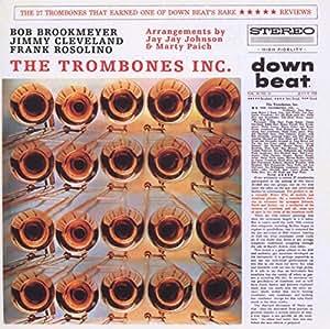 Trombones Inc. Down Beat Mainstream Jazz