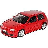 Maisto VW Volkswagen Golf IV 4 R32 Rojo
