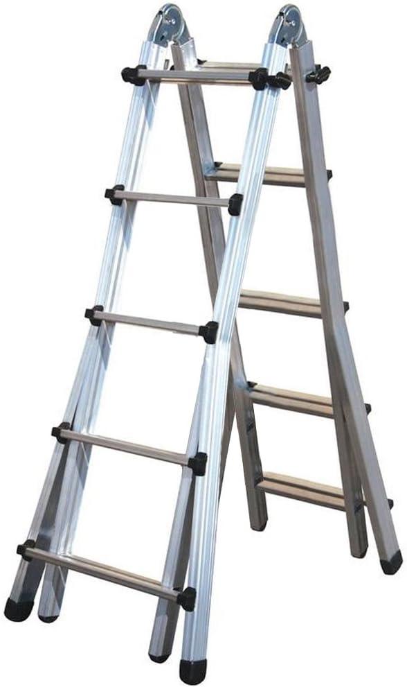 Sicos 146507 Escalera multiposiciones (aluminio, 5x4): Amazon.es: Bricolaje y herramientas
